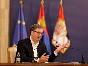 Vučić o dijalogu sa Prištinom: Za tango je potrebno dvoje