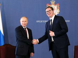 Vučić razgovarao sa Putinom: Srbija ostaje istinski i korektan partner Ruske Federacije