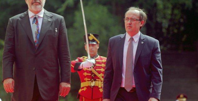 RAMA I HOTI U TIRANI Sutra zajednička sednica albanske i kosovske vlade