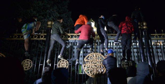 Situacija u zemlji dostigla kritičnu tačku: Predsednik Kirgizije izneo uslov za ostavku