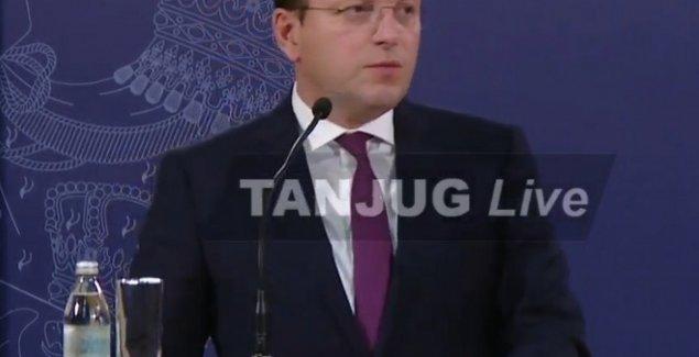 """""""SRBIJA JE DOSTA POSTIGLA, ALI IMA JOŠ MNOGO DA SE URADI"""" Varheji: Potreban nam je mini Šengen, ali i vladavina prava"""