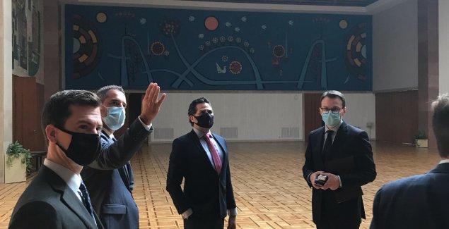 Delegacija Ministarstva energetike SAD posetila Beograd: Vašingtonski sporazum donosi PROSPERITET REGIONU