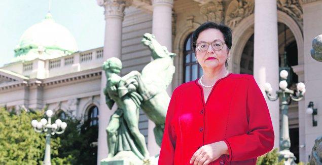 SAZNAJEMO Gordana Čomić ministarka za dijalog, bivša funkcionerka DS ulazi u novu vladu