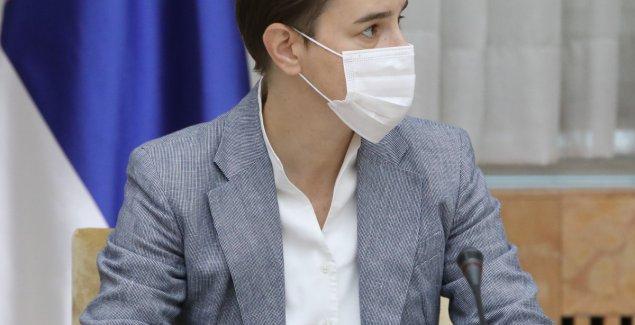 Brnabić o novoj vladi, Gordani Čomić, promenama: Slušali smo građane i ZAMENILI MINISTRE