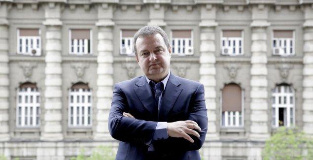 Dačić: Hoću da se istakne uloga parlamenta, predstoje nam veliki izazovi