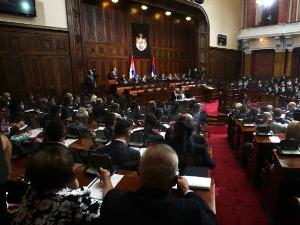 Počela rasprava o Predlogu zakona o ministarstvima