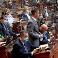 Poslanici biraju rukovodstvo Skupštine, osim o Ivici Dačiću, govornici i o koroni i Miljacki