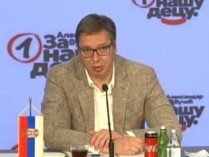 Vučić: Najvažniji su program i ciljevi vlade