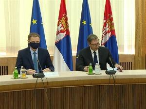 Vučić: Nikad nismo bili dalje od kompromisa za KiM, ne krivicom Srbije