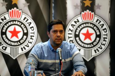 ''Grobari'' već vide šta je Filipovski doneo Partizanu! (TVITOVI) (foto)