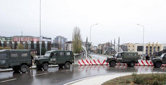 Vojnici Severne Makedonije u misiji Kfora na KiM /foto/