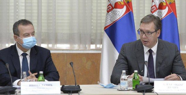 """""""IVICA JE BIO U SVIM VLADAMA"""" Vučić """"prozvao"""" Dačića da nikad nije bio opozicija, a ovaj mu odgovorio: """"BIO SAM I VIDEO DA TO NIJE DOBRO"""""""