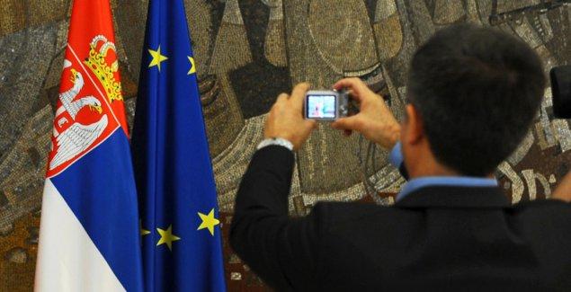 Video sastanak predstavnika EU i srpskih vlasti, tema POSTIZBORNA SITUACIJA i nastavk saradnje Brisela i Beograda