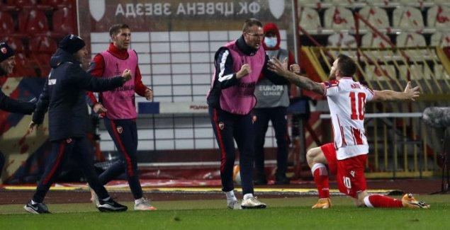 Majstorija Kataija za pobedu: Crvena zvezda bolja od belgijskog Genta /foto/