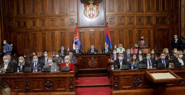 """""""MOŽDA IM UVEDEM I AUTOMATE, PA KOLIKO UBACE"""" Dačić najavio novine u radu Skupštine, a evo odakle će krenuti PROMENE"""
