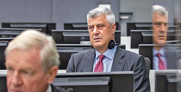 TAČIJU SUDE ZA UBISTVO I MUČENJE 416 LJUDI Lider OVK optužen za udruženi zločinački poduhvat i organizaciju LOGORA na Kosovu i severu Albanije