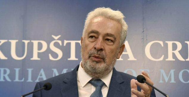 Krivokapić: DPS pokušava da opstane na podeli građana